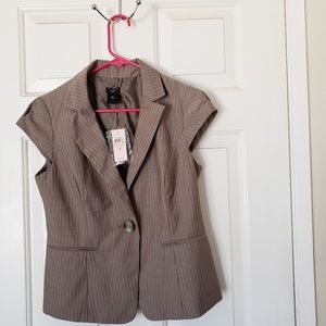 NWT Brand New Ann Taylor Womens Vest Size 6P